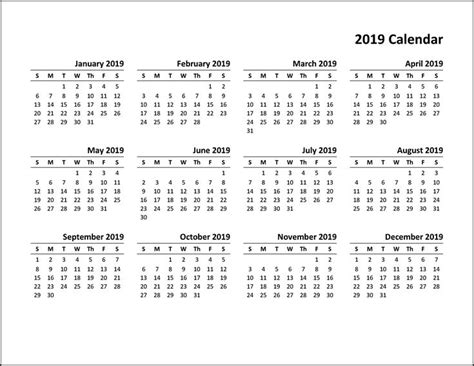 printable calendar   printable calendar template