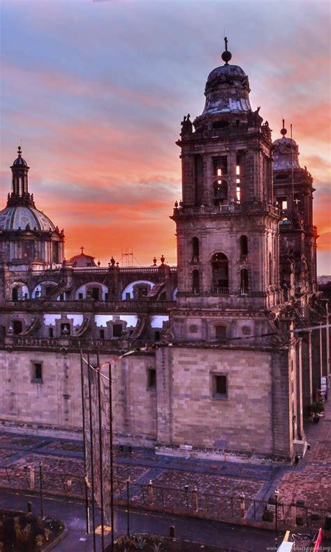 Best 4K Mexico City Wallpapers Desktop Background
