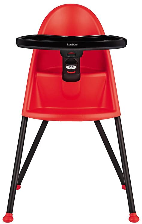 buy baby bjorn high chair black at mighty ape