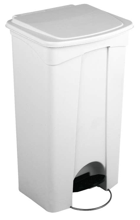 poubelle de cuisine à pédale poubelle cuisine haccp 90 l