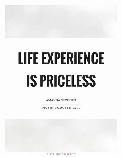 Priceless Quotes Experience Lives Success Quote Dye