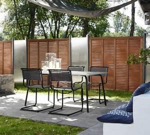 Sichtschutzzaun 2 50 M Hoch : sichtschutzzaun aus kunststoff gute alternative holzzaun ~ Bigdaddyawards.com Haus und Dekorationen