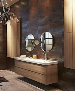 Floating bathroom vanity ikea woodworking projects plans for Salle de bain design avec ikea lavabo