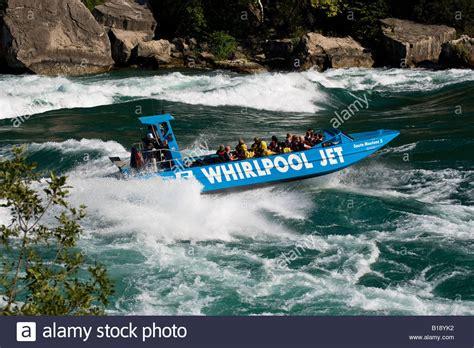 Niagara Whirlpool Jet Boat by Whirlpool Jet Boat Tour On Niagara River In Niagara Gorge