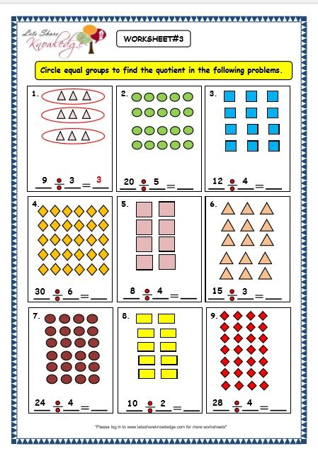 division as grouping worksheets for grade 1 all worksheets 187 division by grouping worksheets year 2