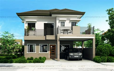 sheryl  bedroom  story house design pinoy eplans