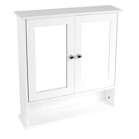 double mirror bathroom cabinet bathroom wall cabinet double mirror door wooden white