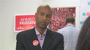 Toronto's Ahmed Hussen 1st Somali-Canadian elected to ...