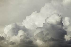 Storm Clouds And Thunder Heads Before Rain Storm Fiine Art