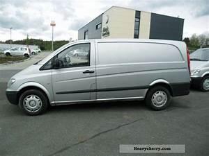 Vito 115 Cdi : mercedes benz vito 115 cdi long dpf 2009 box type delivery van long photo and specs ~ Gottalentnigeria.com Avis de Voitures