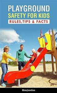 Playground Safety For Kids Rules Tips Facts