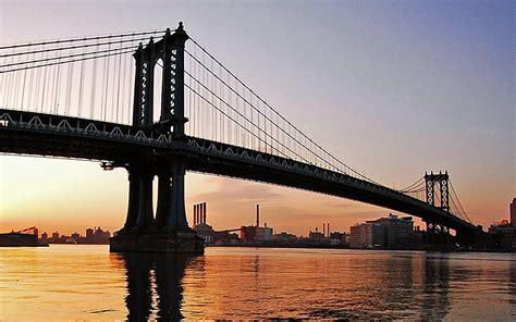 wallpapers: Manhattan Bridge
