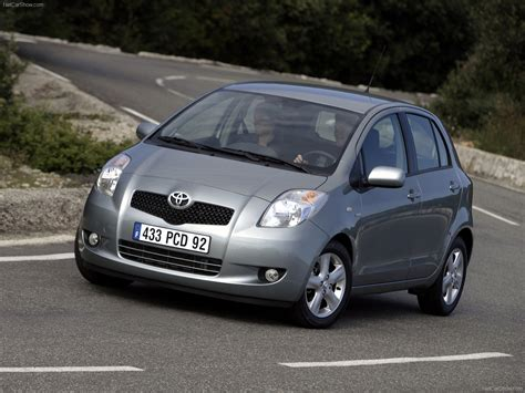 2006 Toyota Yaris by Toyota Yaris 2006 Picture 8 Of 120