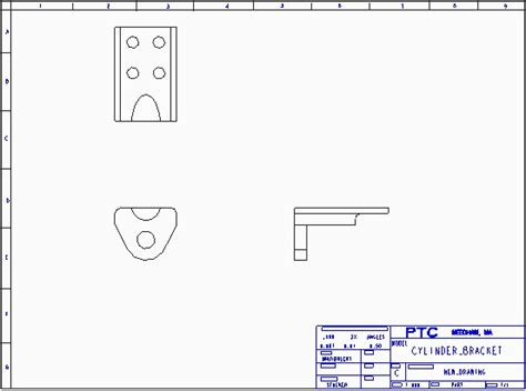 drafting templates creating new drawings using drawing templates cad engineering worldwide