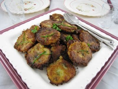 recette de cuisine reunionnaise beignets de pommes de terre à la réunionnaise supertoinette la cuisine facile