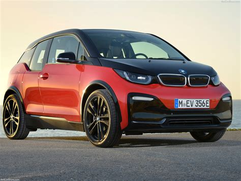 Bmw I3s (2018)  Pictures, Information & Specs