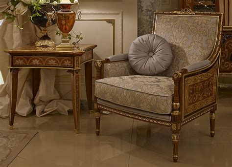 Luxurious Royal Pastel Blue Accent Chair From Our Venetian