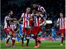 Getafe 01 Atletico Madrid Mandžukić winner keeps Atleti