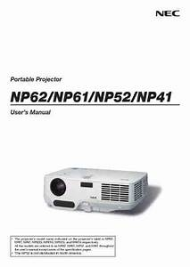 Nec Np41 Projector Download Manual For Free Now