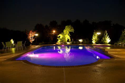 swimming pool led lights shining light on led pool lighting systems
