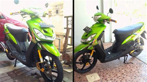 Modifikasi Mio Sporty Murah by Modifikasi Mio Sporty Modif Motor Terbaru 2017