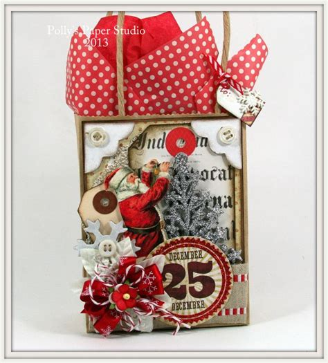 35 Best Images About Decorative Gift Bags On Pinterest