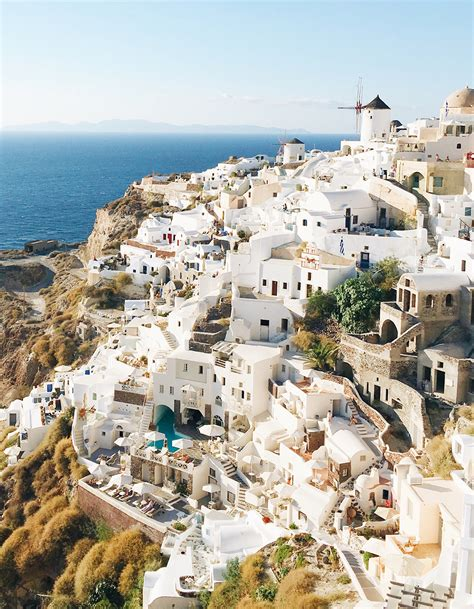 Honeymoon What To Do And See In Santorini Greece My Travel