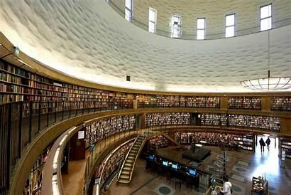 Library Stockholm Libraries Digital Key Hidden Market