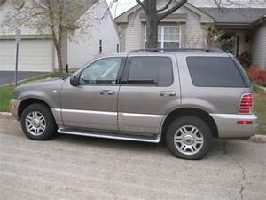 Buy Used Mercury Mountaineer 2003 Luxury Awd  V8 Engine  Mineral Grey Color  Leatherseats In