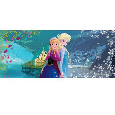 frozen reine des neiges poster panoramique papier
