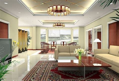 Painting Living Room High Ceilings by High Ceiling Living Room Of Modern Pop Ceilings