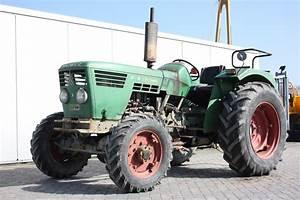 Deutz D4006a 1971 Agricultural Tractor