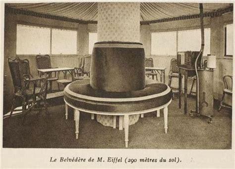 bureau logement tours a quoi ressemble l appartement au sommet de la tour eiffel