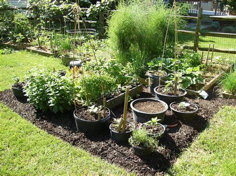 Organic Soil Vegetable Gardening In Pots 1893