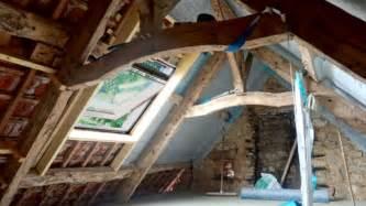 poser une sous toiture par l interieur maison design lockay