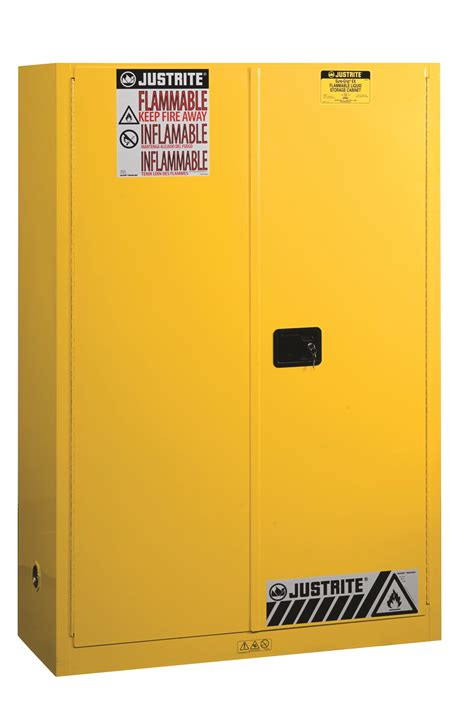 justrite flammable cabinet singapore justrite 45 gal cabinet manual with paddle handle