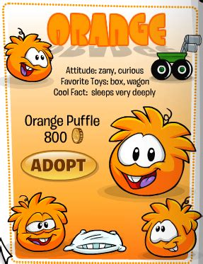 These codes are on my roblox profile in code. Adopt The Club Penguin Orange Puffle! | Best Club Penguin Cheats & Codes