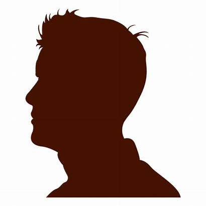 Profile Avatar Male Silhouette Looking Svg Transparent