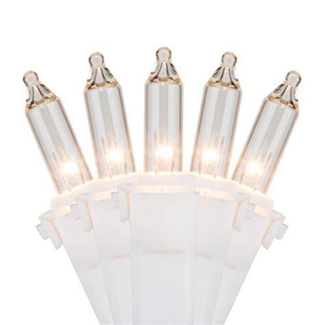 white christmas lights amazon white wire led christmas lights amazon com