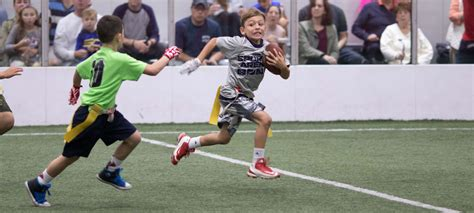 Youth Flag Football League | Long Island Indoor Sports ...