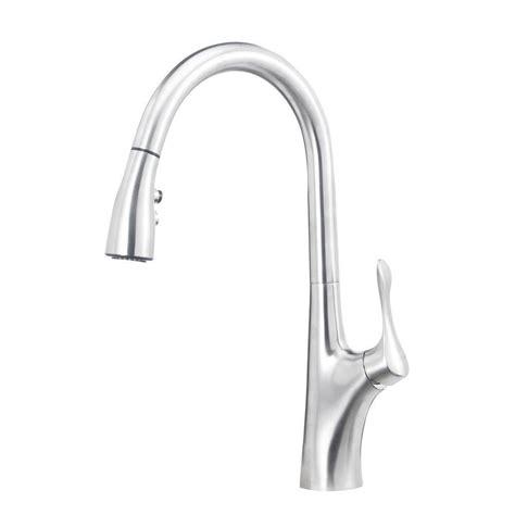 pfister venturi single handle pull down sprayer kitchen