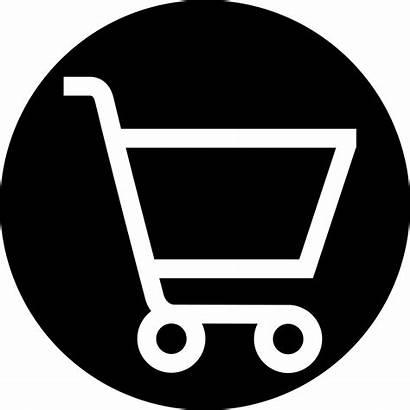 Shopping Icon Cart Basket Icons Svg Background
