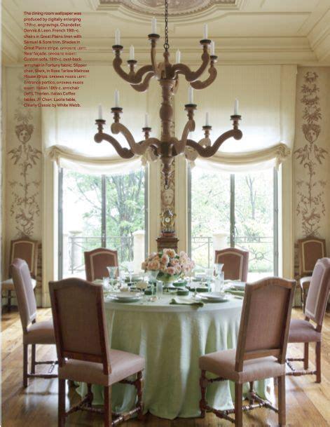 veranda magazine dining rooms  magazines  pinterest