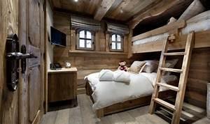 Plaisir D Interieur Deco Montagne : quel type d int rieur pour votre chalet en bois habitable ~ Dallasstarsshop.com Idées de Décoration
