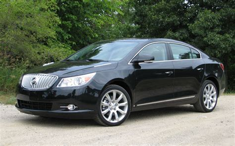 Lacrosse Buick 2010 by Gm Holds 2010 Buick Lacrosse Rollout Quality Concerns