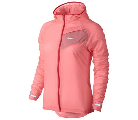 nike light pink windbreaker nike impossibly light women 39 s running jacket pink
