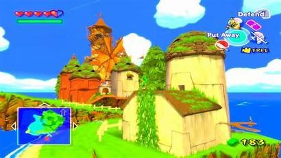 Waker Wind 4k Zelda 1080p Background Ww