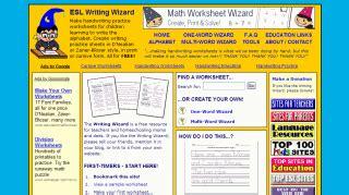 esl writing wizard  worksheets long countdown