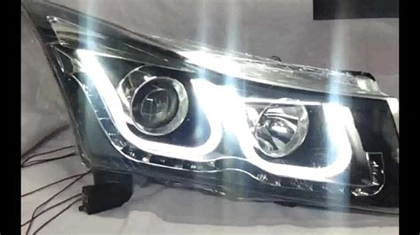 Chevrolet Cruze,headlight,bmw Style,with Projector