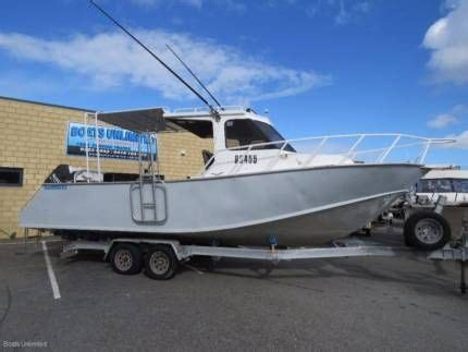 Jackman Boats For Sale Australia by Jackman 8 0m Top Plate Alloy Great Fishing Diving